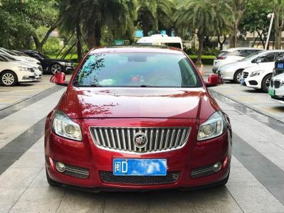 别克 君威  2011款 2.4L SIDI旗舰版