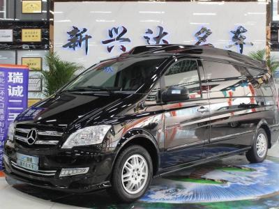 2014年9月 奔驰 威霆  3.0L 商务版图片