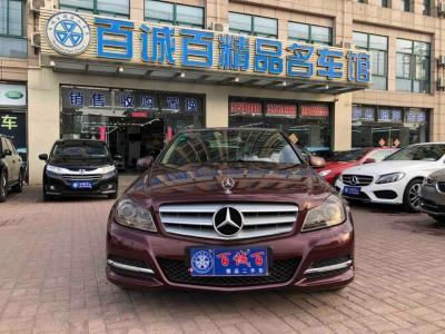 2013年6月 奔驰 奔驰C级  C 180 CGI 经典型图片