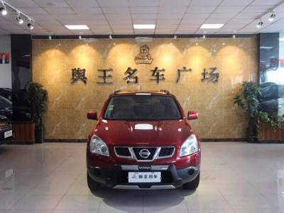 2011年4月 日产 逍客 20X雷 CVT 2WD图片