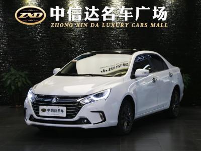 比亞迪 秦  2017款 1.5T 尊貴型