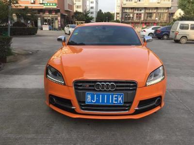 2013年2月 奧迪 奧迪TTS  TTS Coupe 2.0TFSI quattro圖片