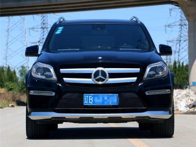 2013年8月 奔馳 奔馳GL級(進口) GL 550 美規版圖片