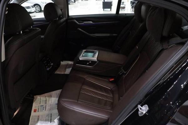宝马 宝马5系  530Li 2.0T 尊享型 豪华套装图片