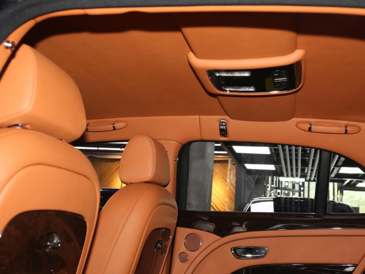 宾利 慕尚  2011款 6.8T 豪华版图片
