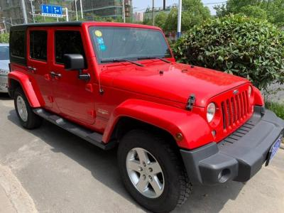 2015年3月 Jeep 牧马人(进口) 2.8TD Sahara 四门舒享版?#35745;?></a>                     <p class=