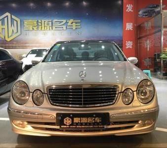 奔驰 奔驰E级  2004款 E240 2.6L?#35745;?/>                         <div class=