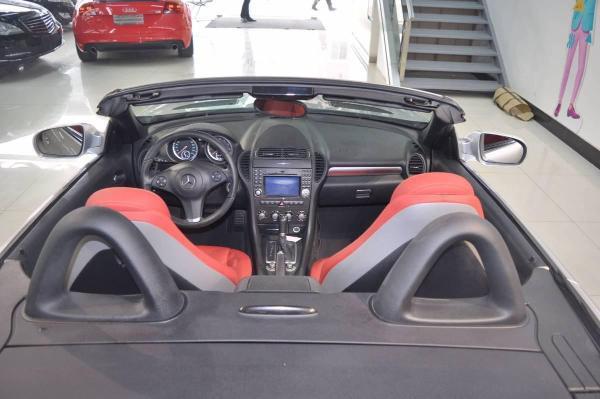 奔驰 SLK级  SLK350 3.5L图片