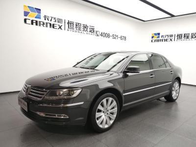 2011年5月 大众 辉腾(进口) 3.6L V6 4座加长Individual版图片