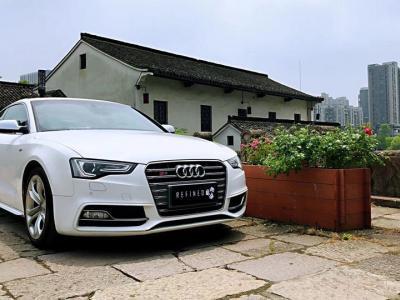2012年6月 奥迪 奥迪S5(进口) S5 3.0T Coupe图片