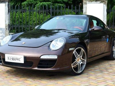 保時捷 911  2010款 Carrera 3.6L圖片