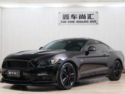 2015年5月 福特 Mustang(进口) 2.3T 50周年纪念版图片