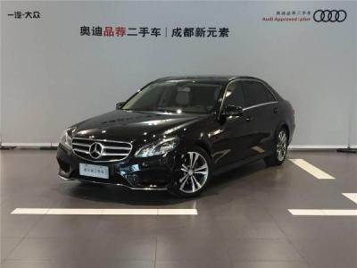 奔驰E级&nbspE260L 1.8T 运动型(改款)