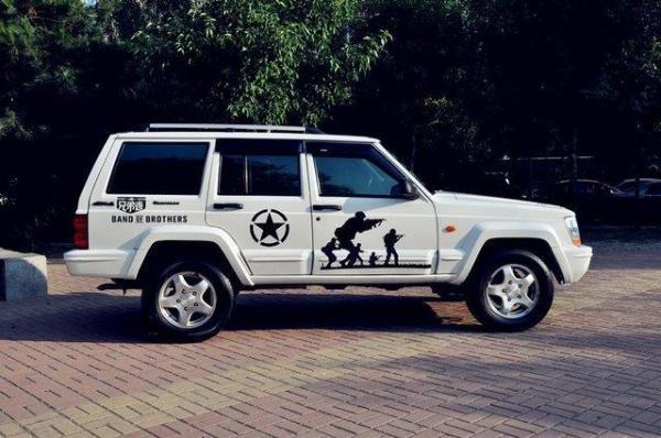 suv越野车 jeep 北京吉普(现北京奔驰) 沈阳二手jeep2500 近年二手