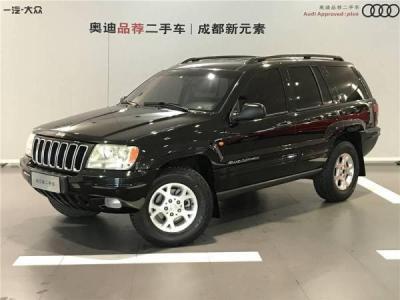 Jeep大切诺基&nbsp4000 4.0 舒适型
