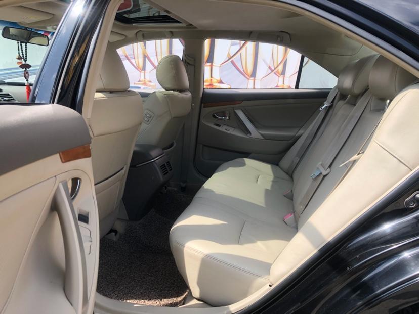 丰田 凯美瑞  2010款 240G 经典版图片