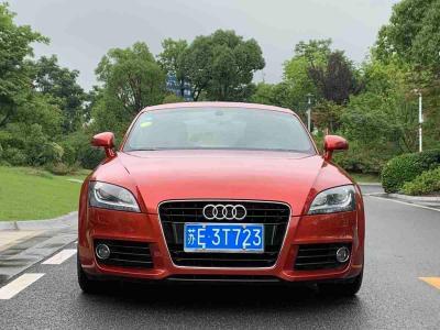 2012年6月 奥迪 奥迪TT  TT Coupe 45 TFSI图片