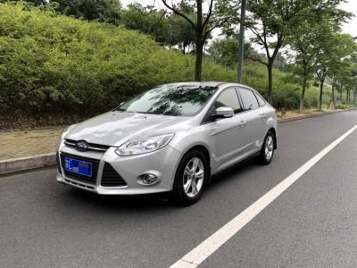 福特 福克斯  2012款 1.6L DCT风尚型