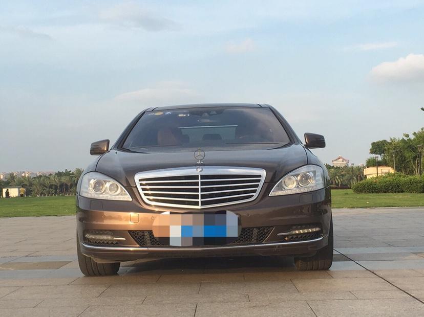 奔驰 奔驰S级  2012款 S 350 L 4MATIC Grand Edition图片