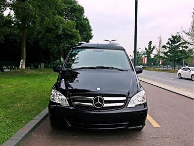 2012年6月 奔驰 威霆 2.5L 商务版图片