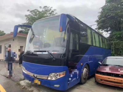 宇通國四大高一級45座有中門氣囊客車圖片