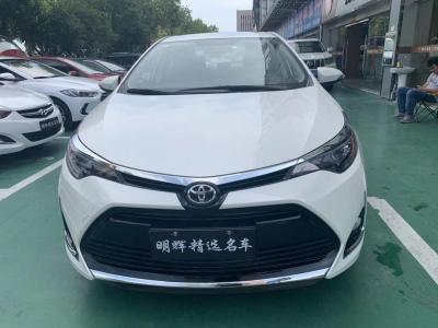2018年10月 丰田 雷凌 185T CVT豪华版图片