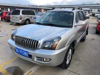 江淮 瑞鹰  2007款 2.0L 豪华舒适型