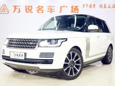 2017年3月 路虎 揽胜(进口) 3.0 V6 SC Vogue图片