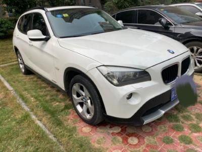 2012年6月 BMW BMW X1 sDrive18i 豪华型图片