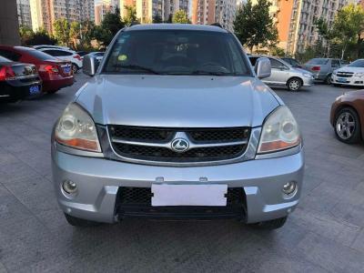 猎豹 猎豹CS6  2011款 2.4L 两驱汽油舒适型