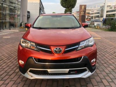 2014年2月 丰田 RAV4荣放 2.5L 自动四驱豪华版图片
