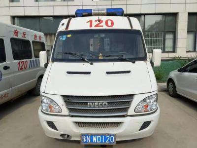 救护车,依维柯120图片
