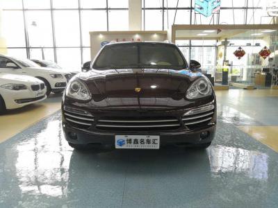 保時捷 Cayenne  2014款 Cayenne Platinum Edition 3.0T圖片