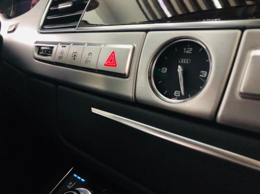 奥迪 奥迪A8  2014款 A8L 45 TFSI quattro豪华型图片