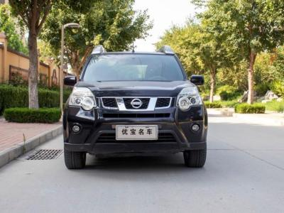 日产 奇骏  2012款 2.5L CVT旗舰版 4WD