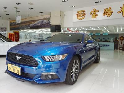 2017年9月 福特 Mustang(进口) 2.3T 运动版图片