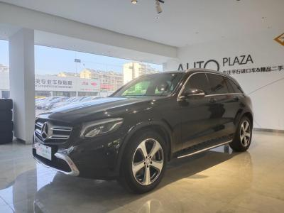 奔馳 奔馳GLC  2016款 GLC 300 4MATIC 豪華型