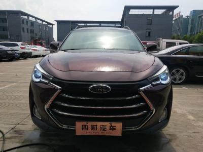2018年1月 江淮 瑞风S7 2.0T 自动豪华型图片