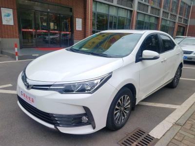 豐田 卡羅拉  2017款 改款 1.2T S-CVT GL-i真皮版