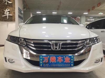 本田 奥德赛  2015款 改款 2.4L 豪华版