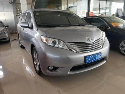 2012年2月 丰田 塞纳(进口) 2.7L 两驱自动型图片