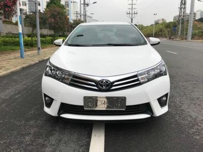 2014年1月 丰田 卡罗拉 1.6L CVT GLX-i图片