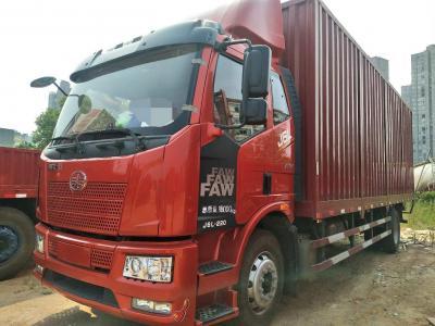 解放單橋廂式貨車,國五排放