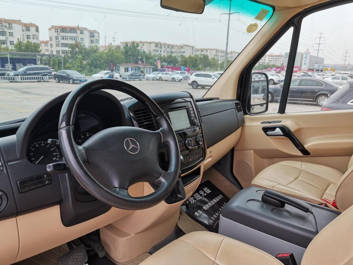 奔驰2016款 Sprinter 3.5L 自动 中规版图片