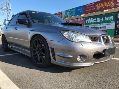 斯巴魯 翼豹  2005款 2.5T WRX圖片
