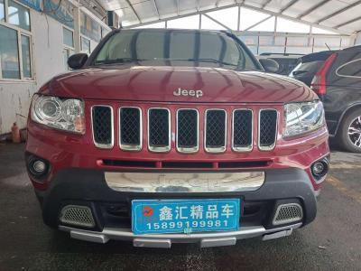 Jeep 指南者  2012款 2.4L 四驱运动版