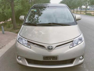 豐田 普瑞維亞  2012款 2.4L CVT 標準型圖片