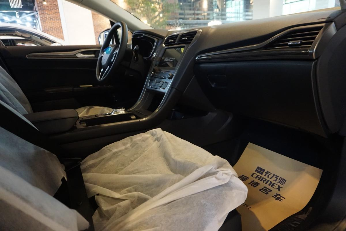 福特 蒙迪欧  2018款  EcoBoost 200 智控时尚型 国VI图片