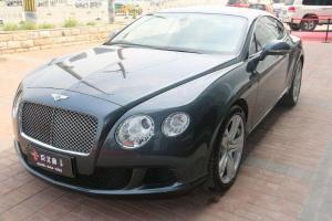 宾利欧陆&nbsp6.0T GT W12