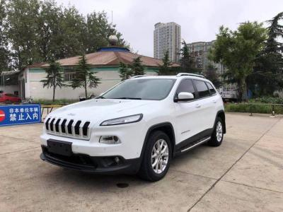 Jeep 自由光  2016款 2.0L 智能版